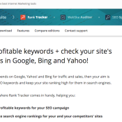 Rank Tracker - The Best Tool for Monitoring Your SERP Rankings
