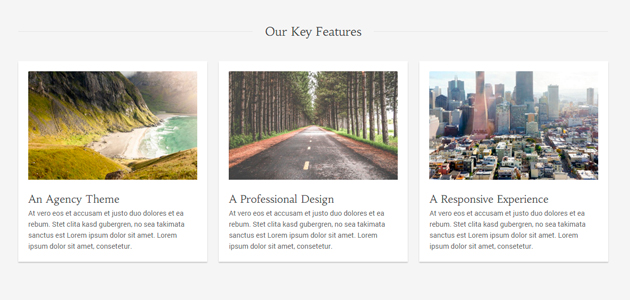 Illustrious: Multi-Clean Portfolio WordPress Theme