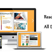 FlipHTML5 Digital Publishing Solution Review and Giveaway