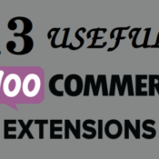 13 Most Recommended and Useful WooCommerce Extensions