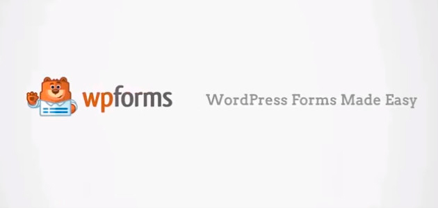 WP Forms Lite: Contact Form Creator WordPress Plugin