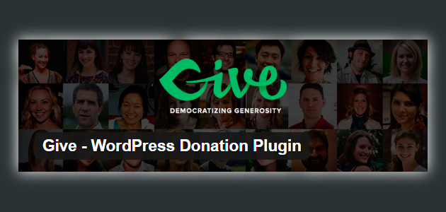 Give: Donation WordPress Plugin