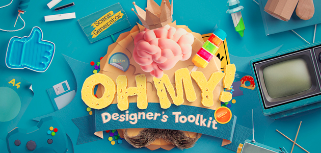 Oh My!: Designer´s Toolkit