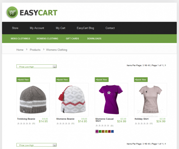 WP-EasyCart