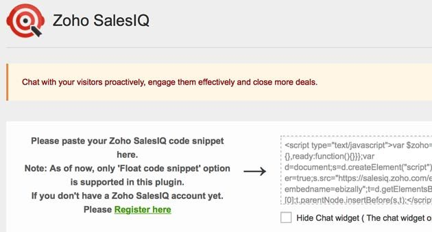 zoho-salesiq-wordpress