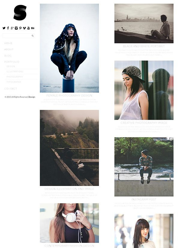 WordPress Themes for designers