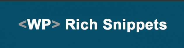 wp-rich-snippets