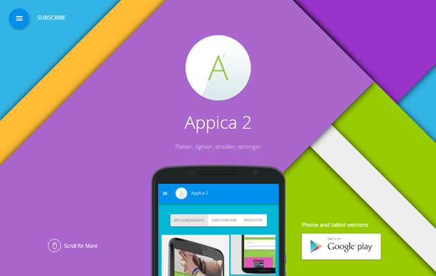 Appica 2 by 8guild