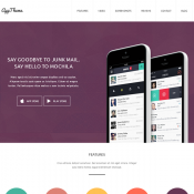 14 Best Landing Page Themes & App Themes for Effective Product Showcasing