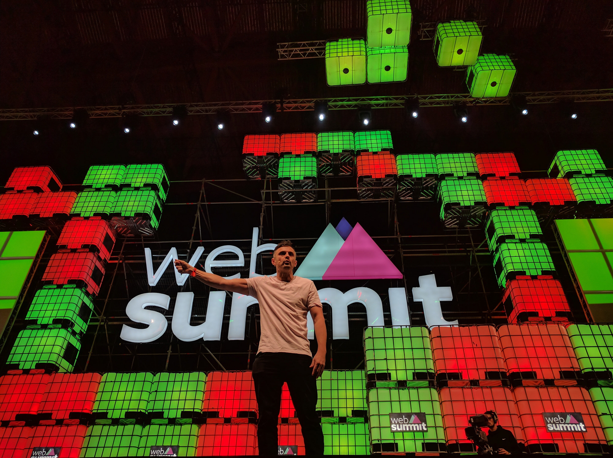 WP Mayor Attends Web Summit 2016 in Lisbon