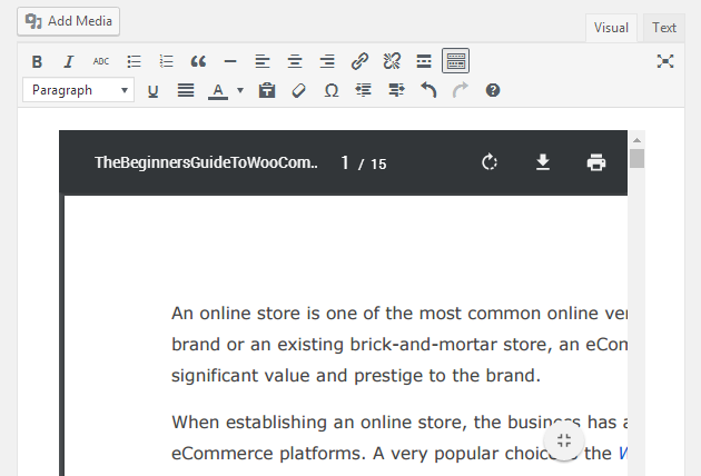 PDF Plugins for WordPress - 15 Best Options for Blogs & WooCommerce