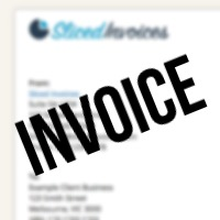 Invoice System on WordPress