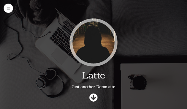 Latte WordPress Theme