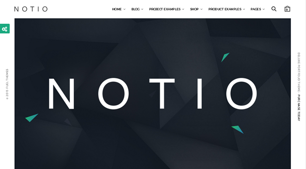 Notio WordPress Theme