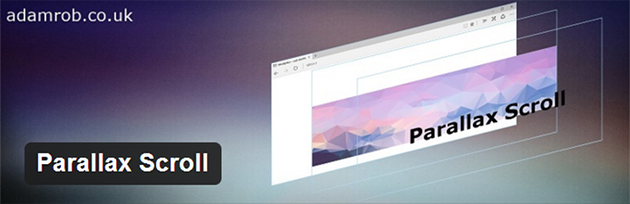Parallax Scroll WordPress Plugin