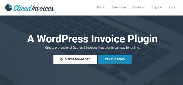 Sliced Invoices: invoice system on WordPress