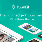 TravelKit, the Full-Fledged Travel and Tourism WordPress Theme