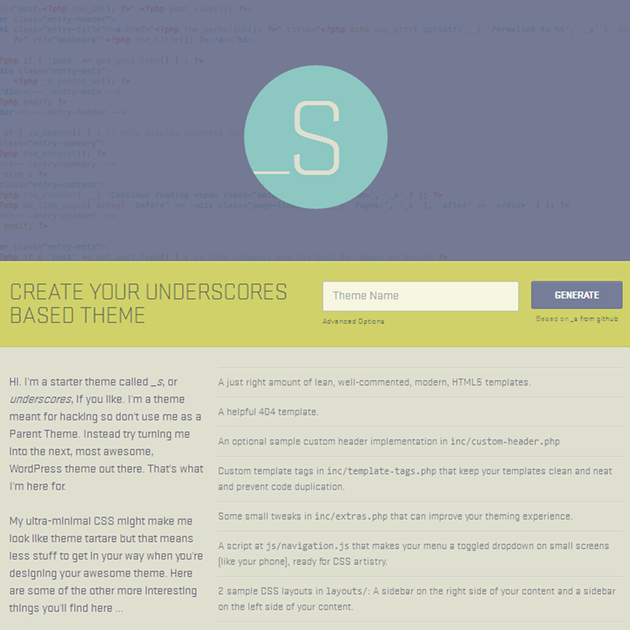 Best WordPress Starter Themes & Theme Frameworks
