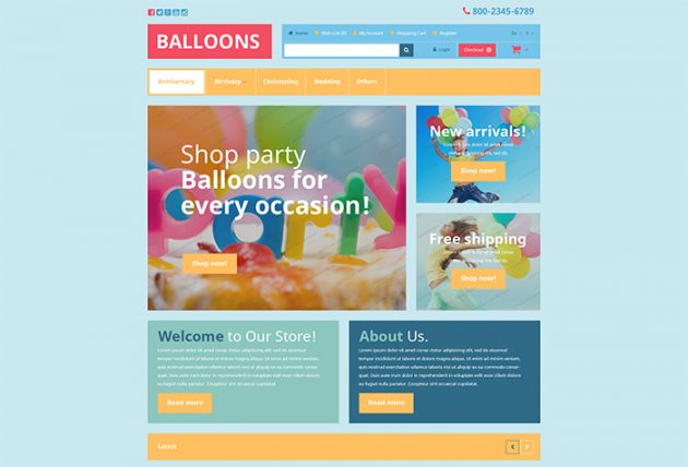 20 Best Free Responsive Website Templates Suited for Multiple ...