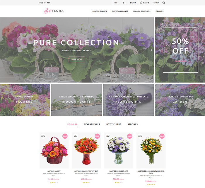 20 Best Free Responsive Website Templates Suited for Multiple Purposes