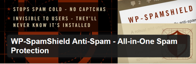 The WP-SpamShield plugin.