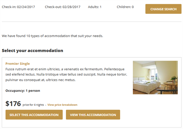 wordpress hotel room reservation plugin