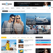 35 Awesome Ad-Space WordPress Themes to Monetize Your Website