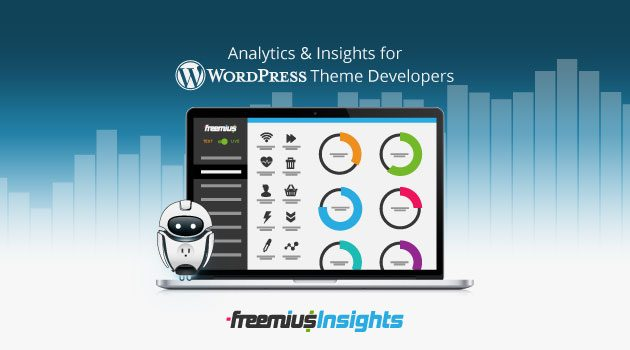 Freemius Insights for WordPress Themes