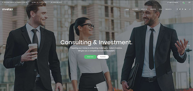 Invetex - Business Consulting & Investments
