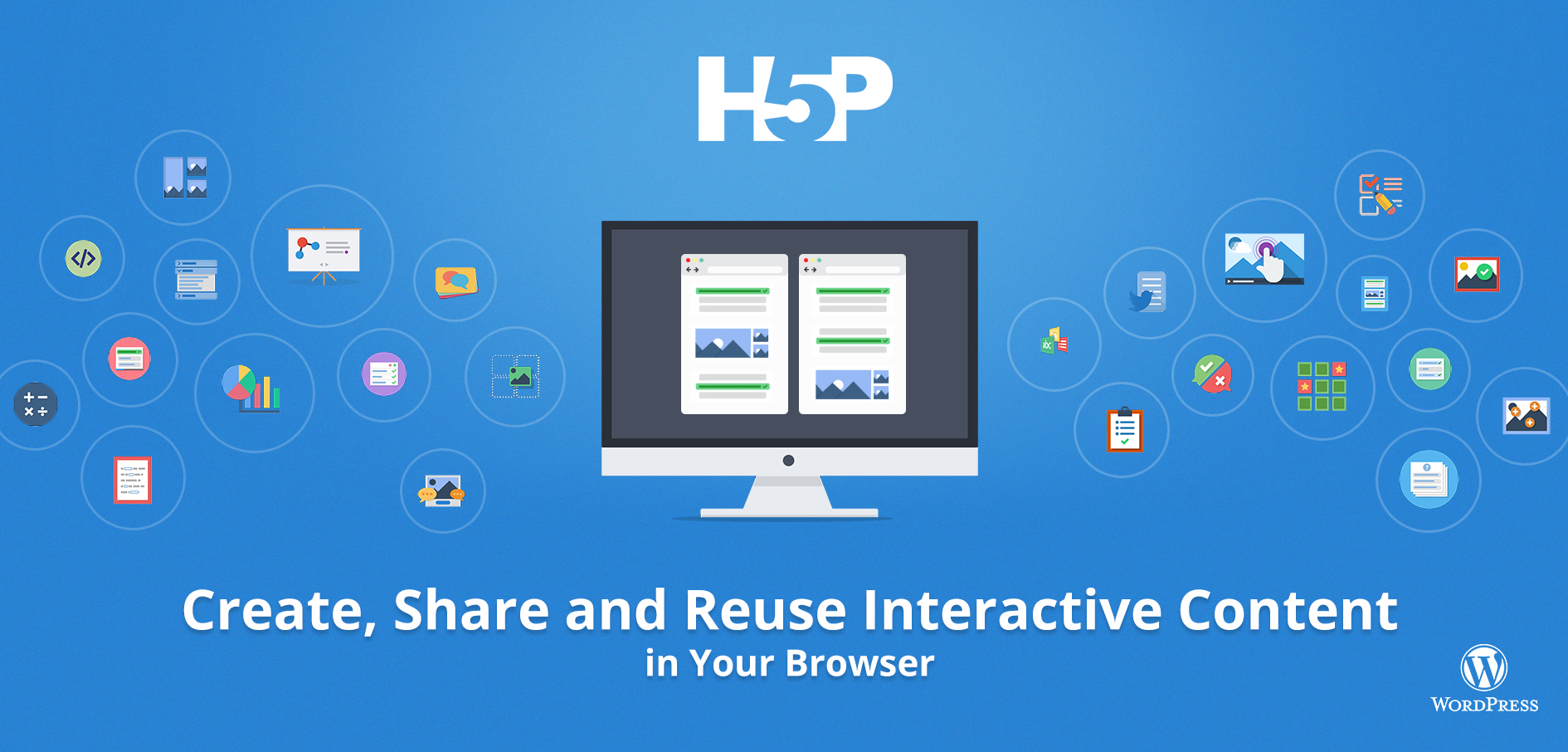 H5P and Wordpress