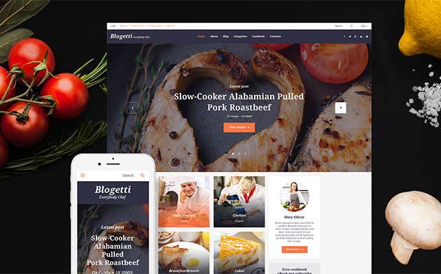 GPL WordPress Theme
