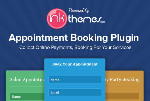 WP Appointment Booking Plugin