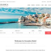 10 Best WordPress Hotel Booking Themes with a Property Booking System