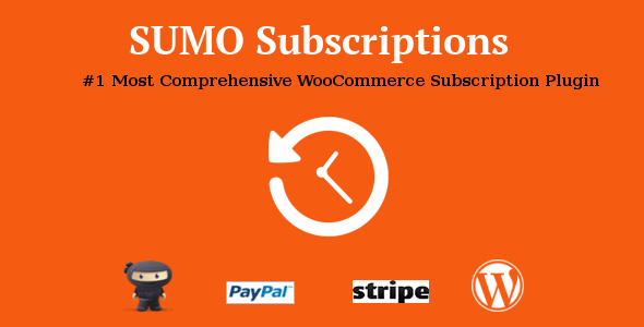 WooCommerce Recover Abandoned Cart - SUMO Subscriptions