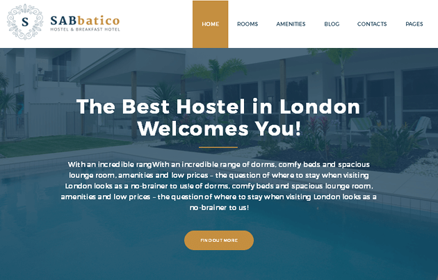 SabBatico WordPress Theme