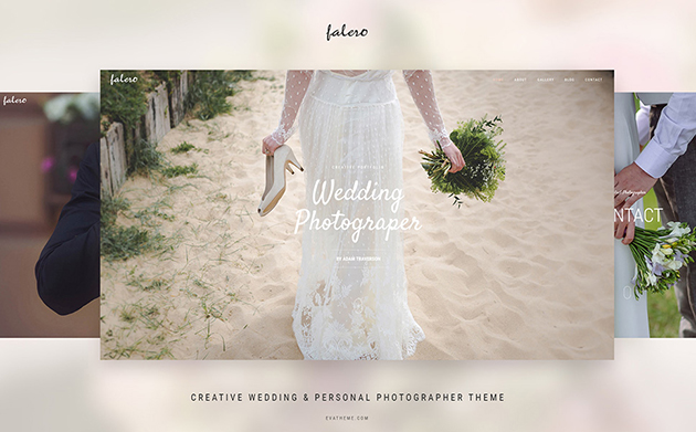 Collection Of 10 Beautiful Wedding Dating Wordpress Themes