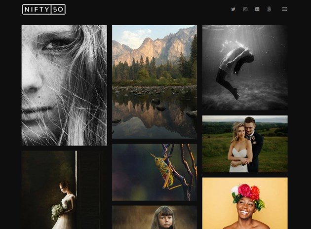 wordpress photography theme
