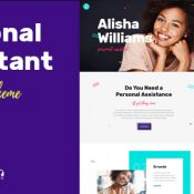 20 Premium Business and Consulting Agency WordPress Themes