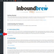 Inbound Brew: An Easy to Use, All-in-One Marketing Plugin