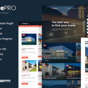 10 Best Real Estate WordPress Themes in Early 2018