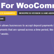 Deposits For WooCommerce Review: How To Accept Deposits On WooCommerce