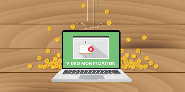 video marketing monetization