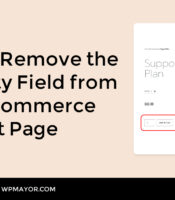 How to Remove the Quantity Field from a WooCommerce Product Page