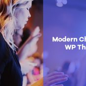 20 Inspiring Modern Church WordPress Themes