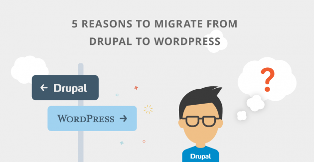 Migrate from Drupal to WordPress