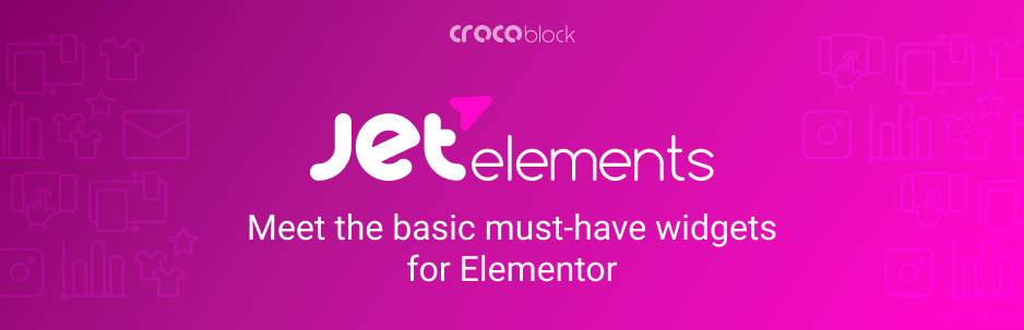 The JetElements Elementor plugin.