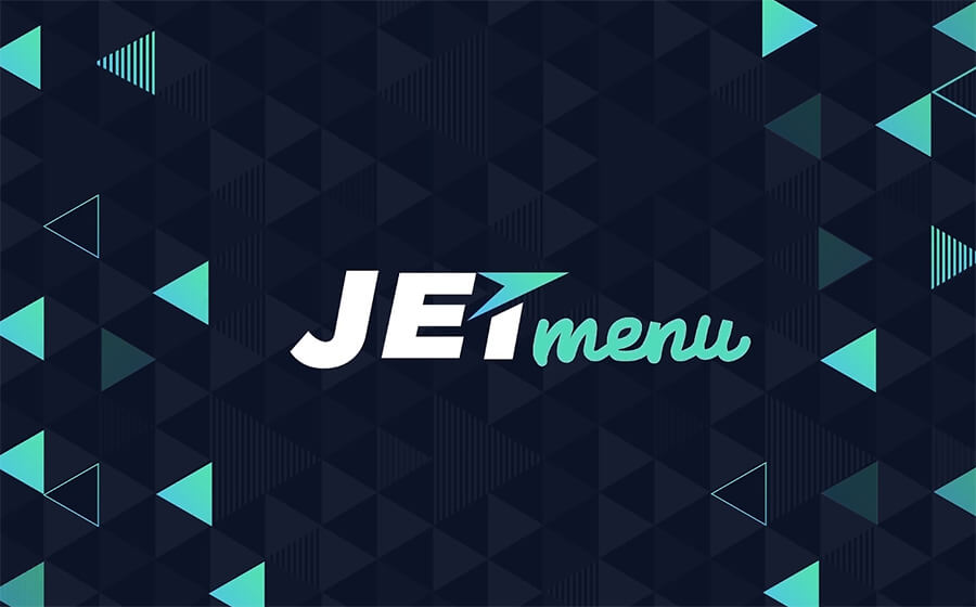 The JetMenu Elementor plugin.