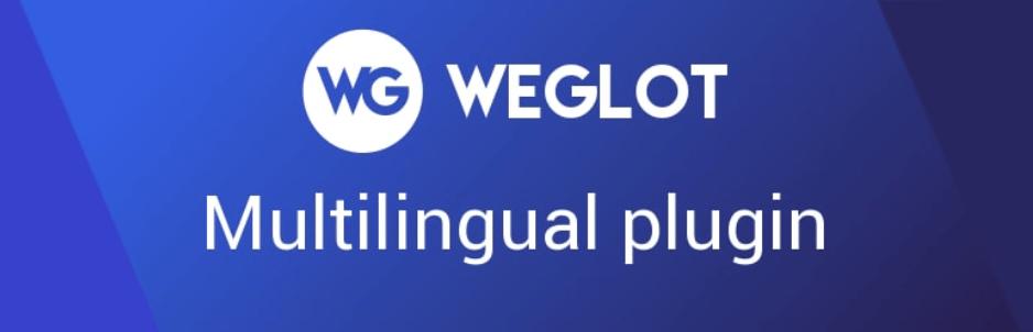 The Weglot Translate plugin.