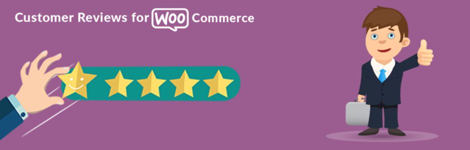 The Customer Reviews for WooCommerce plugin.