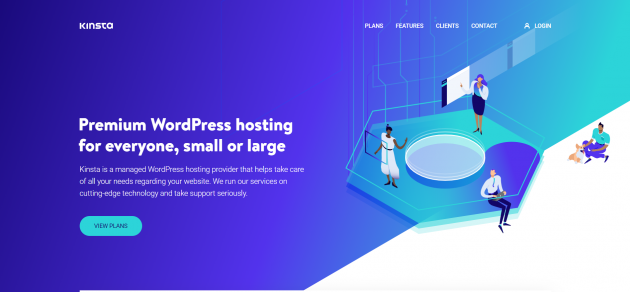 Managed WordPress Hosting Compared kinsta